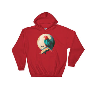 Wings Like Eagles Hoodie