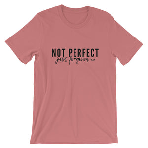 Not Perfect Just Forgiven Tee