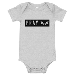 Pray Baby Bodysuit