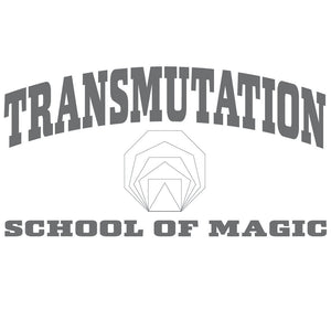 Transmutation School of Magic T-Shirt
