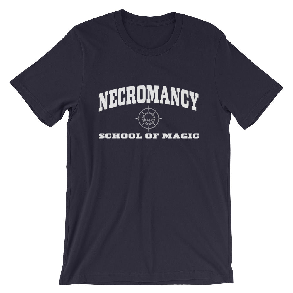 Necromancy School of Magic T-Shirt