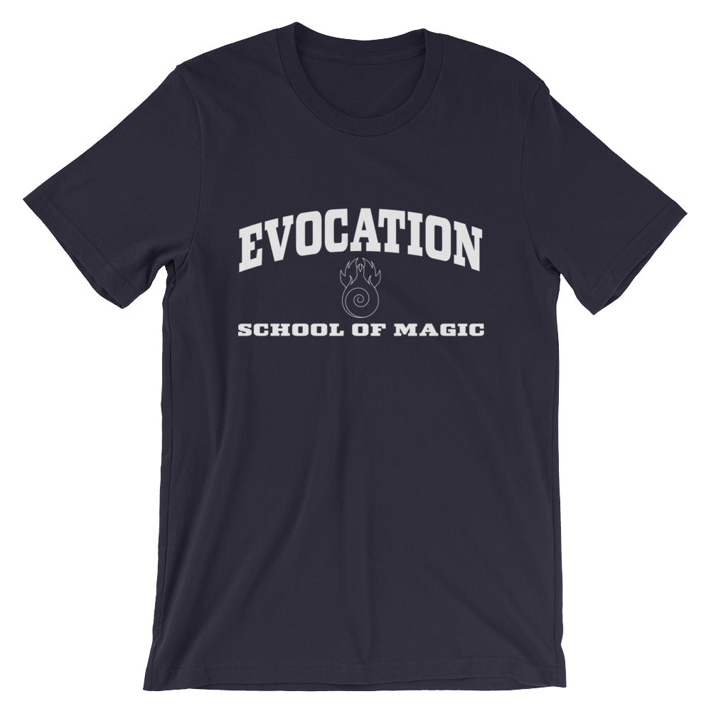 Evocation School of Magic T-Shirt