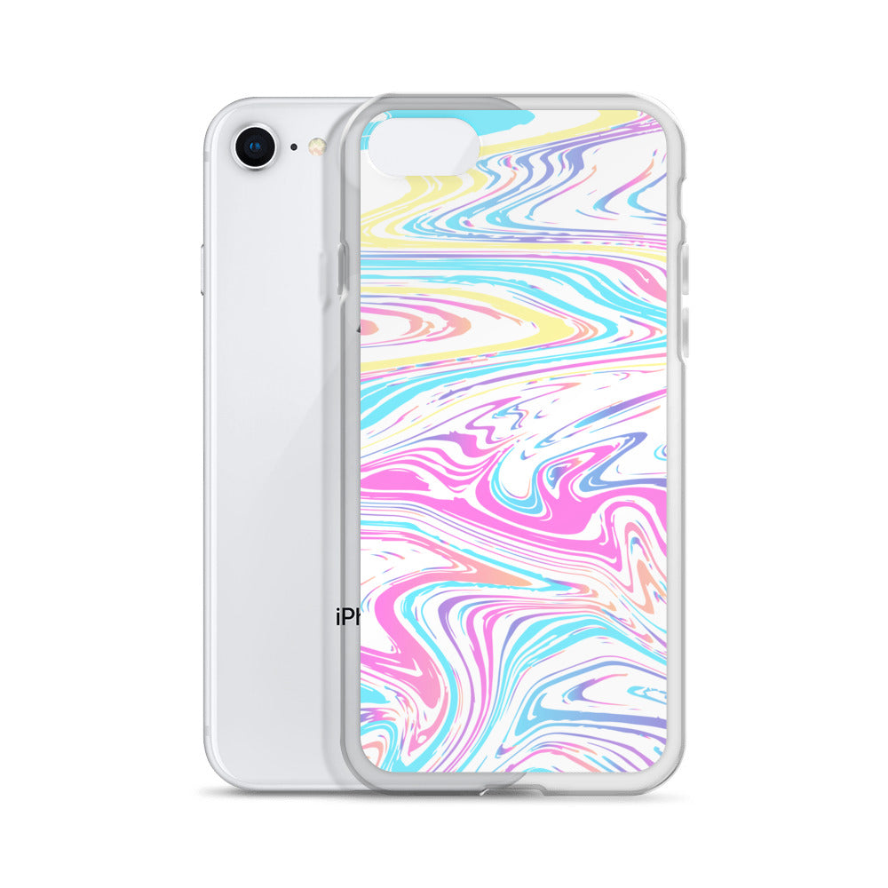 Candy Swirl iPhone Case