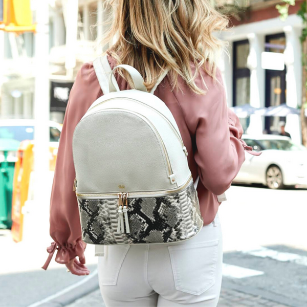 Mia Storage Backpack | Piper Noble