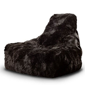 Luxe Faux Fur Beanbag Covers (Without Filling)