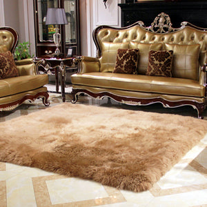 Luxe Wool Sheepskin Rug