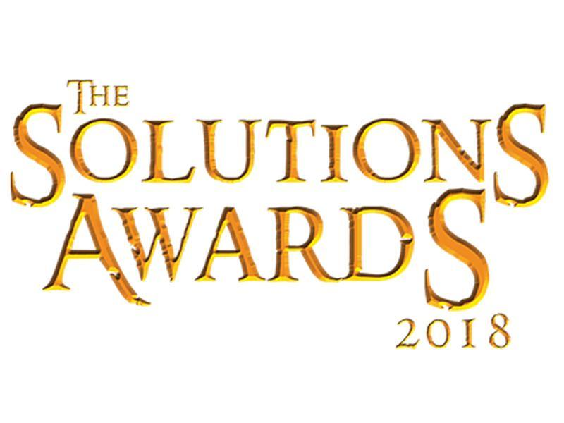 Wallaroo shorlisted for the Solutions Awards 2018 - WALLAROO