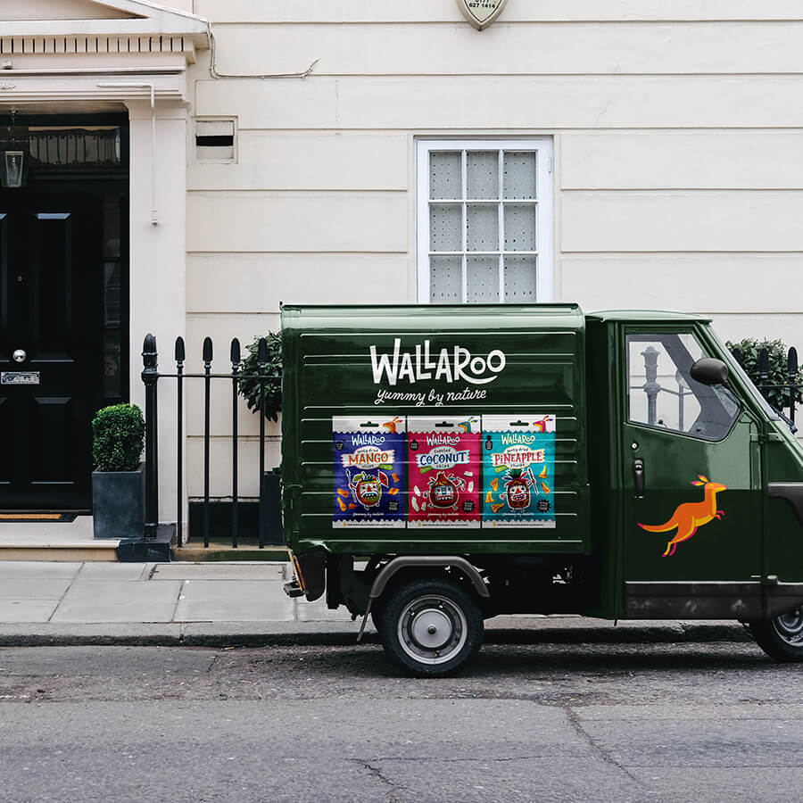 Wallaroo dried fruit snacks delivered to your door