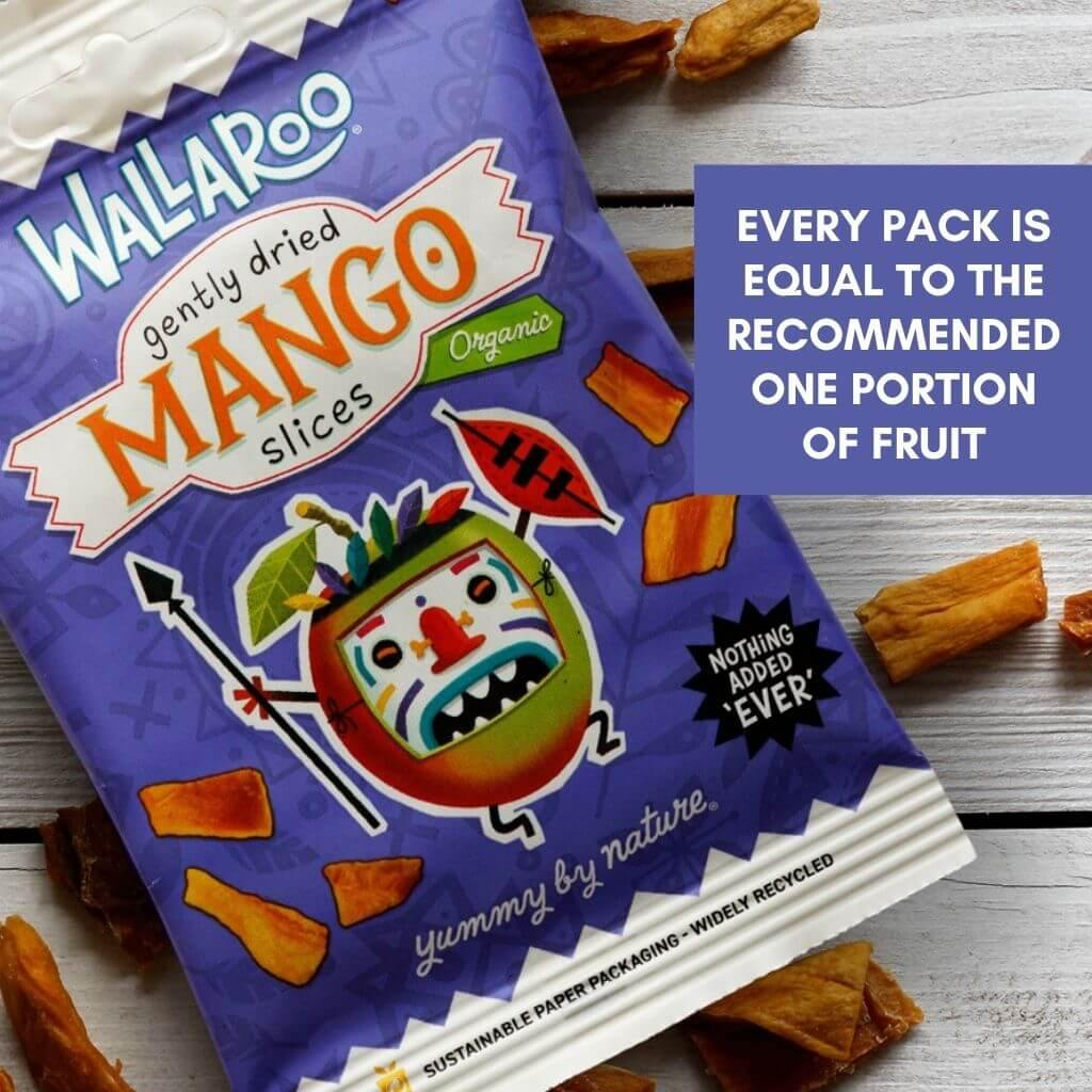 dried mango 1 of your 5 a day