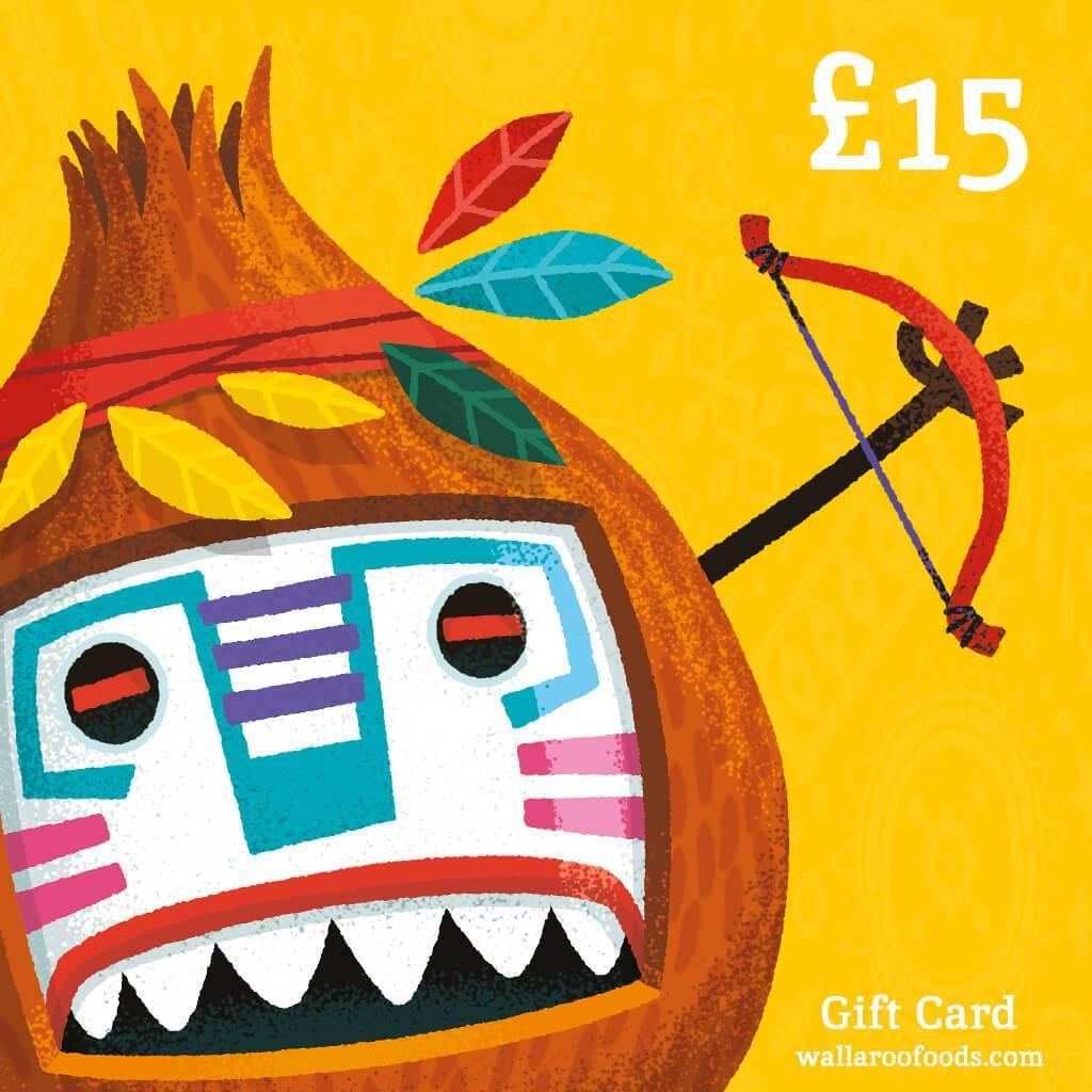 Wallaroo Dried Fruit Gift Card 15