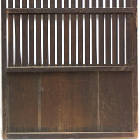 Japanese Lattice Door |  Sugi (Japanese Cedar) | Japanese Architectural Decor
