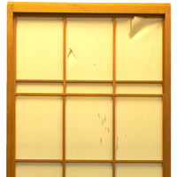 Sugi Shoji | Cedar Japanese Snow Doors | Architectural Decor