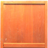 Solid Wooden Door | Japanese Wooden Door | Japanese Architectural Decor