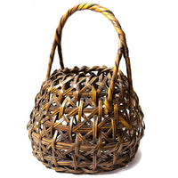 Bamboo Basket for Flowers