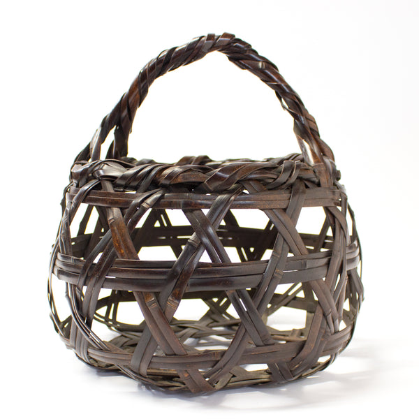 Chikuunsai II Bamboo Basket for Ikebana