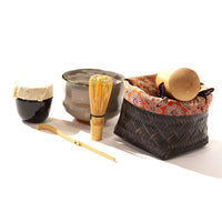 Orchid Traveling Tea Set