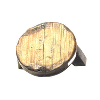 Wooden Lid for Tea Pot
