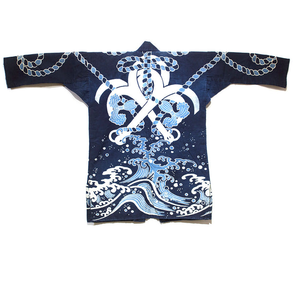 Festival Coat for Sailor or Fisherman with Maritime Motif