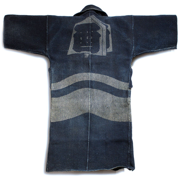 Japanese Antique kimono coat decor