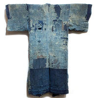 Boro Jacket Japanese Antique Kimono Art