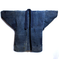 Saki Ori Coat with Boro Patchwork