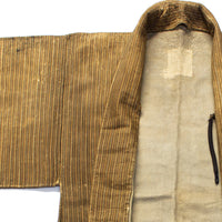 Beautiful Deerskin Fireman's Coat