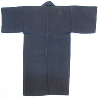 Antique Japanese Sashiko Fireman's Long Coat