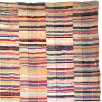 Sakiori Blanket with Boro Lining