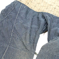 Fireman's Pants Sashiko Cotton 19th Century