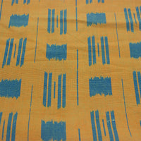 Modern Kasuri Textile Fabric (13yards)