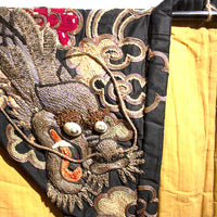 Rare Theater Vest with Dragons