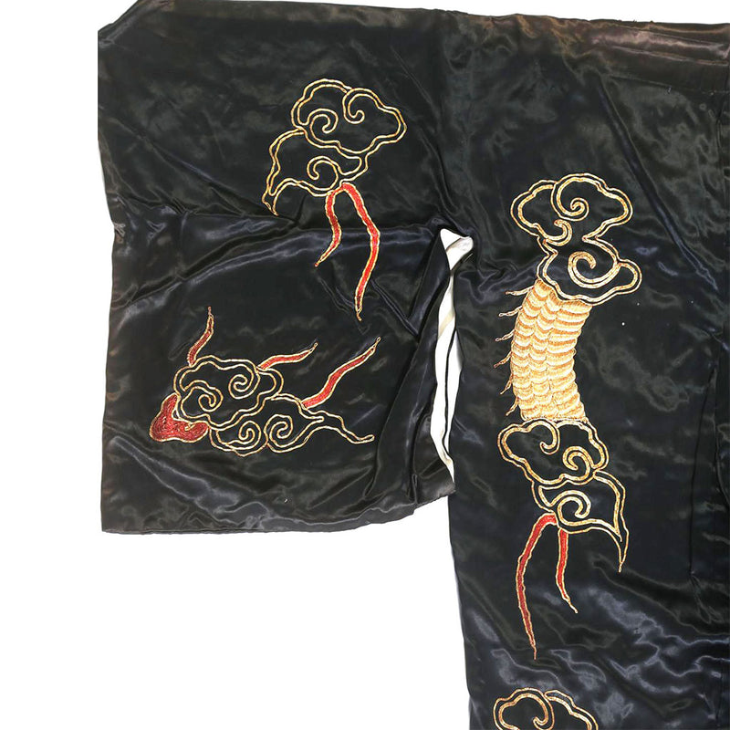 products/K-0509_Japanese_Couched_Embroidered_Black_Silk_Dragon_Kimono_20th_Century_13.jpg
