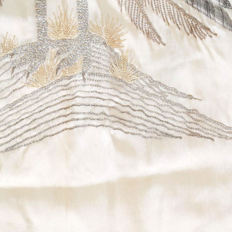 products/K-0510_Japanese_Embroidered_Ivory_Silk_Peacock_Kimono_and_a_Japanese_Black_Silk_04.jpg