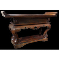 Hand Carved Altar Table