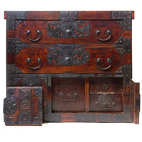 Sado Cho Dansu Japanese Antique Furniture