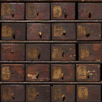 Kusuri Dansu Medicine Chest Storage Japanese Antique Furniture