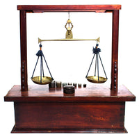 Merchant's Scale Japanese Antique Furniture Storage