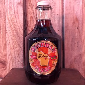 Pure Maple Syrup - 32 oz (Glass Bottle)