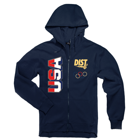 "D81 ""USA Olympics"" Tech Fleece Hoodie & Joggers"