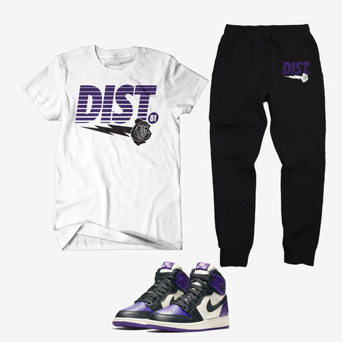 District 81 Jordan 1 fit - District81 Clothing