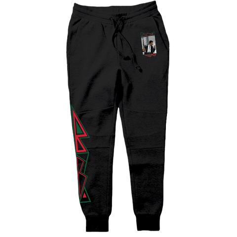 "Image of D81 ""By Any Means Necessary"" Tech Fleece Hoodie & Joggers - District81 Clothing"