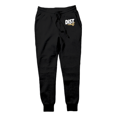 Image of DIST 81 Tech Fleece Hoodie & Joggers *Gold Toe* - District81 Clothing