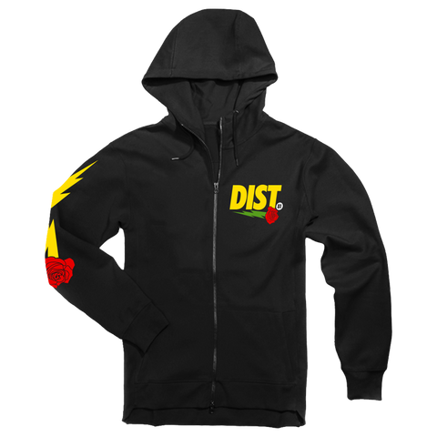 Image of DIST 81 Tech Fleece Hoodie & Joggers *Chinese New Year* - District81 Clothing