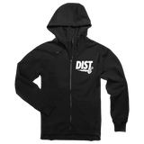 DIST 81 Tech Fleece Hoodie & Joggers *Black & White* - District81 Clothing