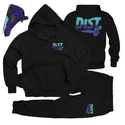D81 Grape Pack (Zip-Up)