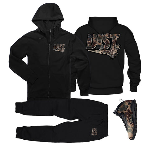 Camo Pack Zip up - District81 Clothing