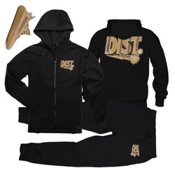 D81 Yeezy Earth Zip-Up - District81 Clothing