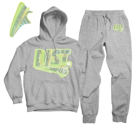 Alien Glow (Grey) - District81 Clothing