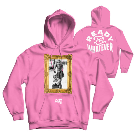 D81 Ladies We Ready Pandemic Hoodie - District81 Clothing