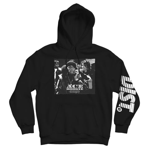The Ace Boogie Hoodie - District81 Clothing